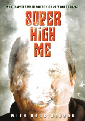 Super High Me movie poster (2007) poster MOV_babb0860