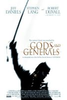 Gods and Generals movie poster (2003) picture MOV_babc0622