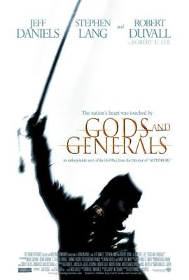 Gods and Generals movie poster (2003) poster MOV_babc0622