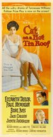 Cat on a Hot Tin Roof movie poster (1958) picture MOV_babed93b