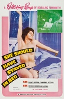 She Should Have Stayed in Bed movie poster (1963) picture MOV_bac49246