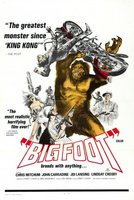 Bigfoot movie poster (1970) picture MOV_bac6df87