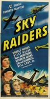 Sky Raiders movie poster (1941) picture MOV_bac74149