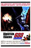 633 Squadron movie poster (1964) picture MOV_bac79697