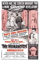 The Creation of the Humanoids movie poster (1962) picture MOV_bac87090