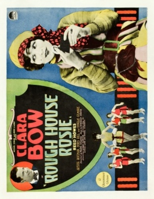 Rough House Rosie movie poster (1927) poster MOV_baccf00c