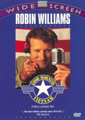 Good Morning, Vietnam movie poster (1987) poster MOV_bad366ed