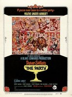 The Party movie poster (1968) picture MOV_bad9acc3