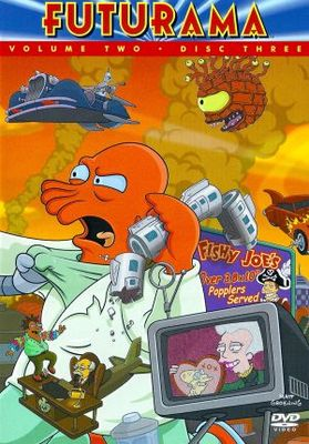 Futurama movie poster (1999) poster MOV_bada89e7