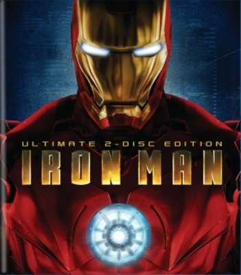 Iron Man movie poster (2008) poster MOV_bae059ad