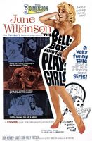 The Playgirls and the Bellboy movie poster (1962) picture MOV_bae14c4a
