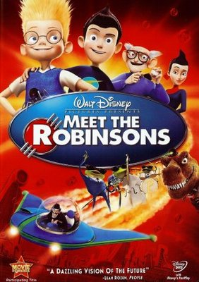 Meet the Robinsons movie poster (2007) poster MOV_bae342bb
