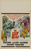 The Lost World movie poster (1960) picture MOV_bae52fe8