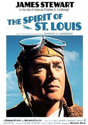 The Spirit of St. Louis movie poster (1957) poster MOV_bae845b4
