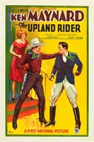 The Upland Rider movie poster (1928) picture MOV_baebee34