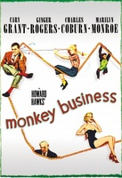 Monkey Business movie poster (1952) picture MOV_baf1ee92