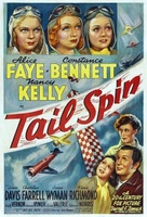 Tail Spin movie poster (1939) picture MOV_baf5f10c