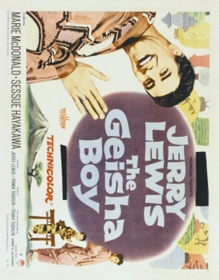 The Geisha Boy movie poster (1958) poster MOV_baf61eb3