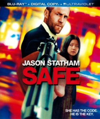 Safe movie poster (2011) poster MOV_baf79665