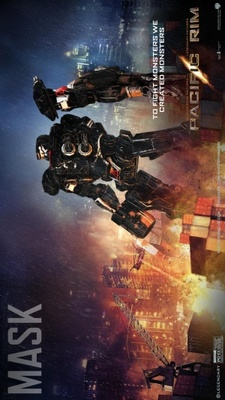 Pacific Rim movie poster (2013) poster MOV_bafc05d5