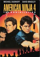 American Ninja 4: The Annihilation movie poster (1990) picture MOV_bb007f34