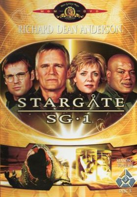 Stargate SG-1 movie poster (1997) poster MOV_bb00d7ca