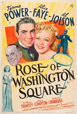 Rose of Washington Square movie poster (1939) poster MOV_bb04f3d6