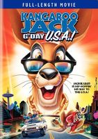 Kangaroo Jack: G'Day, U.S.A.! movie poster (2004) picture MOV_bb0878ca