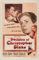 The Decision of Christopher Blake movie poster (1948) picture MOV_bb0e06a7