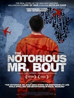 The Notorious Mr. Bout movie poster (2014) picture MOV_bb0e3e3e