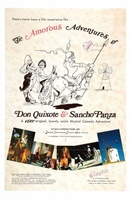The Amorous Adventures of Don Quixote and Sancho Panza movie poster (1976) picture MOV_bb14198c