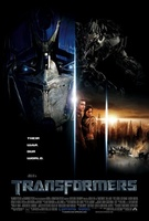 Transformers movie poster (2007) picture MOV_bb1aa6c1