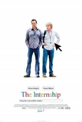 The Internship movie poster (2013) poster MOV_bb22621f