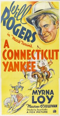 A Connecticut Yankee movie poster (1931) poster MOV_bb251228