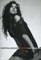 Christina Aguilera: Stripped Live in the UK movie poster (2004) picture MOV_bb25539d