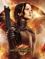 The Hunger Games: Mockingjay - Part 1 movie poster (2014) picture MOV_bb27f99e