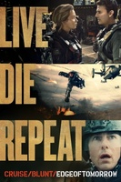 Edge of Tomorrow movie poster (2014) picture MOV_bb2c7d07