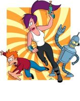 Futurama movie poster (1999) picture MOV_bb34b288