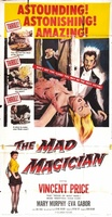 The Mad Magician movie poster (1954) picture MOV_bb3695c6