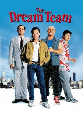 The Dream Team movie poster (1989) poster MOV_bb376f9b