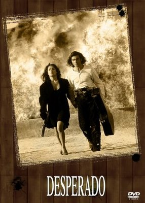 Desperado movie poster (1995) poster MOV_bb3a6445
