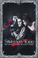 Sweeney Todd: The Demon Barber of Fleet Street movie poster (2007) picture MOV_bb41476e