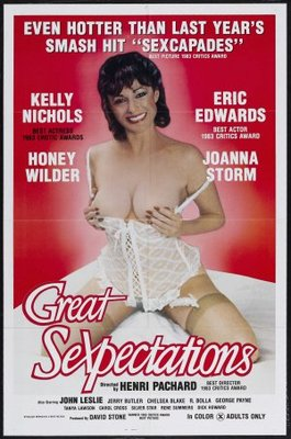 Great Sexpectations movie poster (1984) poster MOV_bb4d586b