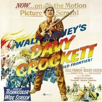 Davy Crockett, King of the Wild Frontier movie poster (1954) picture MOV_bb51682f