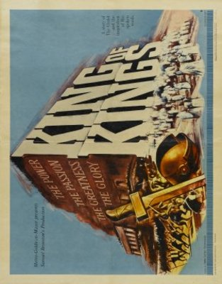 King of Kings movie poster (1961) poster MOV_bb56cfc6