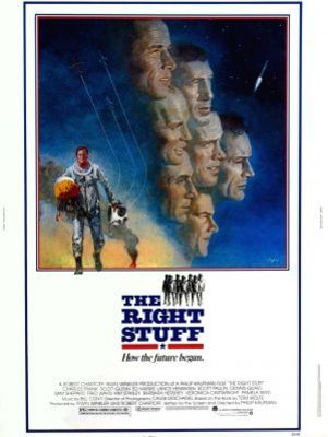 The Right Stuff movie poster (1983) poster MOV_bb5808c3
