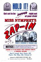Miss Nymphet's Zap-In movie poster (1970) picture MOV_bb580c36