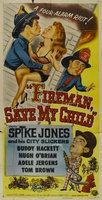 Fireman Save My Child movie poster (1954) picture MOV_8f5c835f