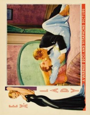 Ex-Lady movie poster (1933) poster MOV_bb6604d6