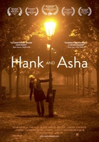 Hank and Asha movie poster (2013) picture MOV_bb669e74